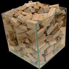 Prostorový metr dřeva